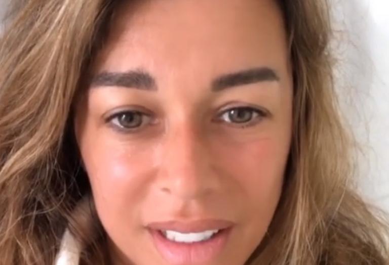 Συγκινεί το βίντεο που ανέβασε η Έρρικα Πρεζεράκου από το νοσοκομείο - Κεντρική Εικόνα