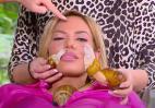 Είδαμε την Ιωάννα Μαλέσκου να κάνει θεραπεία ομορφιάς με σαλιγκάρια! - Κεντρική Εικόνα